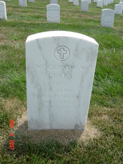 Woodrow W Curtis