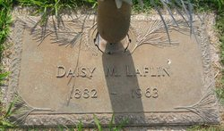 Daisy Mary <I>Kynaston</I> Laflin