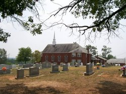 Carpenters Grove Baptist Church Cemetery