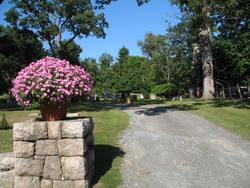 Peach Pond Cemetery