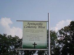 Springville Cemetery West