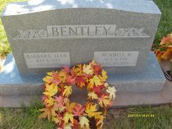 Barbara Jean <I>Young</I> Bentley