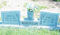Loeta M <I>Fowler</I> Robinson