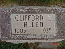 Clifford Lewis Allen