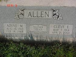 Cleve Edward Allen