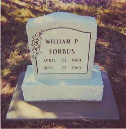 William P Forbus