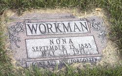 Nona Pearl <I>Severson</I> Workman