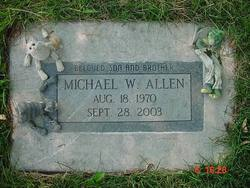 Michael William Allen