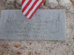 Roy Albert Burney