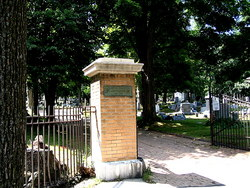Vine Street Cemetery