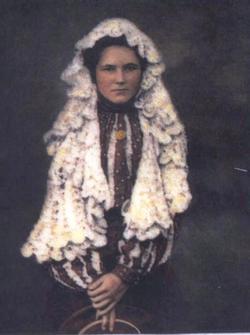 "Gertrude Loujanie ""Gerty"" <I>Bennett</I> Feezell"