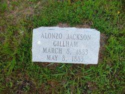 Alonzo Jackson Gillham