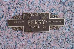 Donald Ray Berry