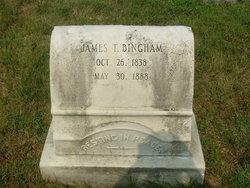 James T. Bingham
