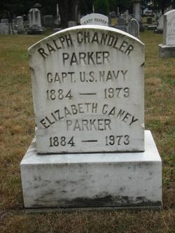 Ralph Chandler Parker