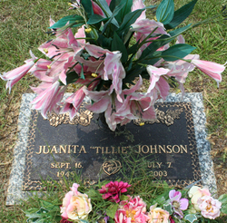 Juanita Tillie Johnson