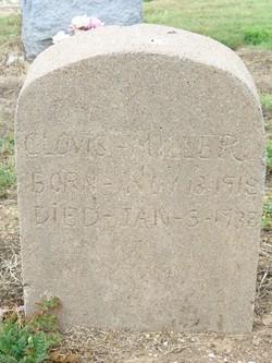 Clovis Wilson Miller