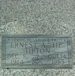 Ernest Aaron Tipton