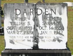 William Stephen Darden