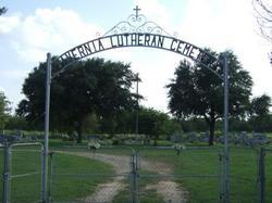 La Vernia Immanuel Lutheran Cemetery