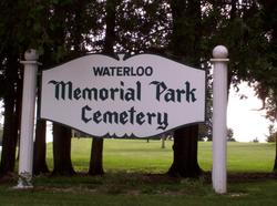 Waterloo Memorial Park Cemetery