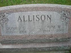 Donald C. Allison