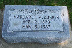 Margaret M <I>Conn</I> Dobbin