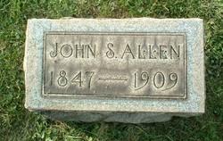 John S Allen