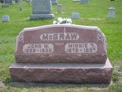 Minnie Belle <I>Slaughter</I> McGraw