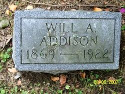 "William A ""Will"" Addison"