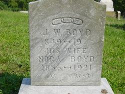 J. W. Boyd