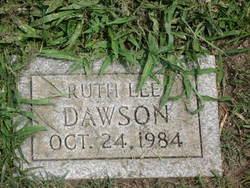 Ruth Lee Dawson