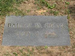 Bailey D. Cicak