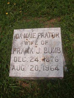 Ida Maie <I>Prator</I> Bumb