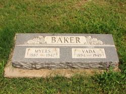 Myers Baker