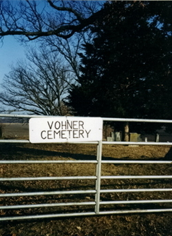 Vohner Cemetery