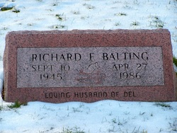 Richard F Balting
