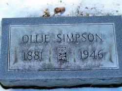 Ollie Simpson