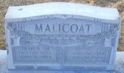 James Milton Malicoat