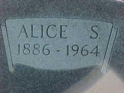 Alice <I>Simmons</I> Babb