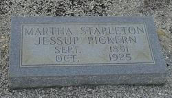 Martha <I>Stapleton</I> Jessup
