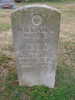 William M. Wright