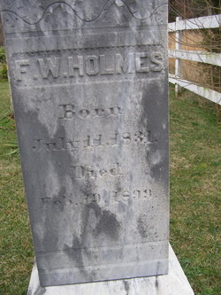 Fountain W. Holmes