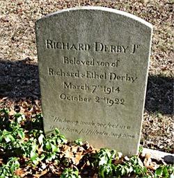 Richard Derby Jr.