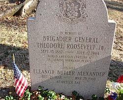 Eleanor Butler <I>Alexander</I> Roosevelt