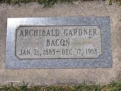 Archibald Gardner Bacon