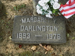 Margaret Beggs <I>Youtsey</I> Darlington