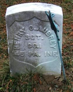 Sgt Henry Clay Aubrey