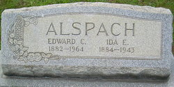 Ida E. <I>Wildermuth</I> Alspach