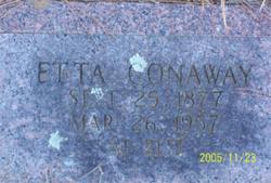 Etta Conaway